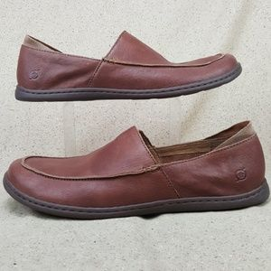 Born Winward Driving Slip On Loafers M 13 M